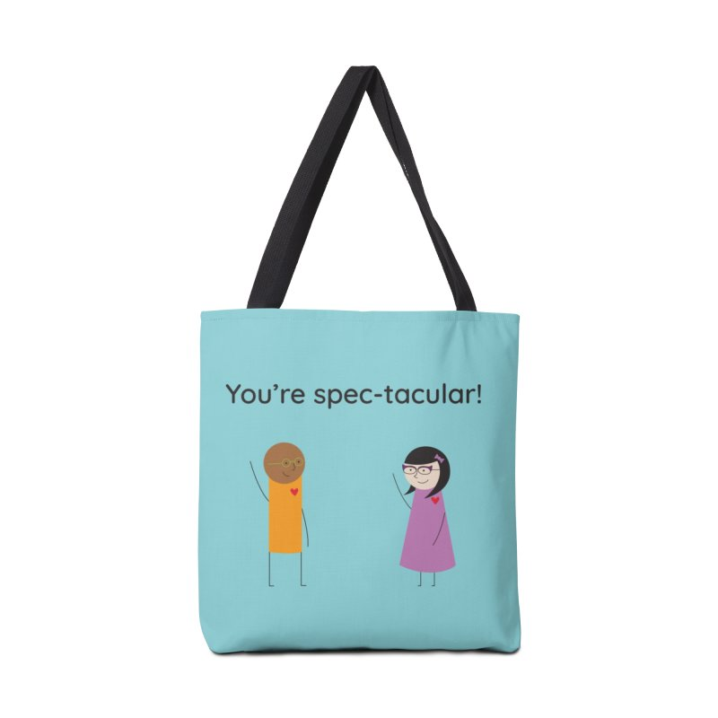 Specs Accessories Bag by {mostly} Smiling Sticks
