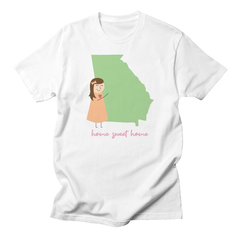 Georgia Men's T-Shirt by {mostly} Smiling Sticks