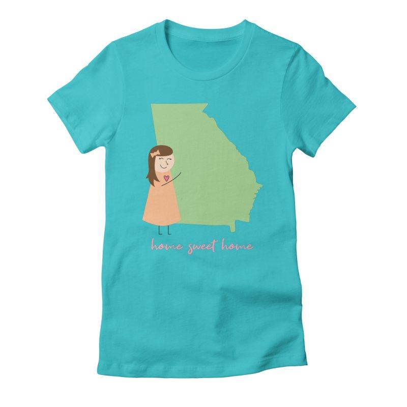 Georgia Lassies T-Shirt by {mostly} Smiling Sticks