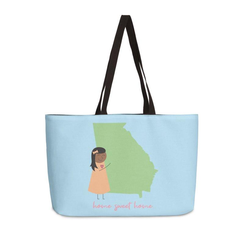 Georgia Hug Accessories Bag by {mostly} Smiling Sticks