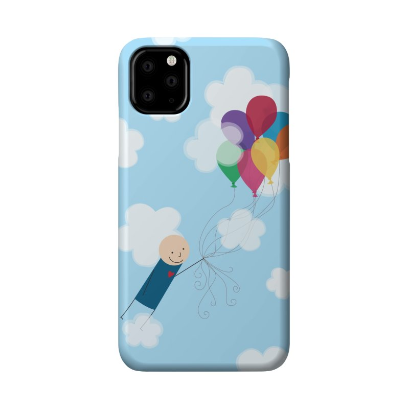 Balloons Accessories Phone Case by {mostly} Smiling Sticks