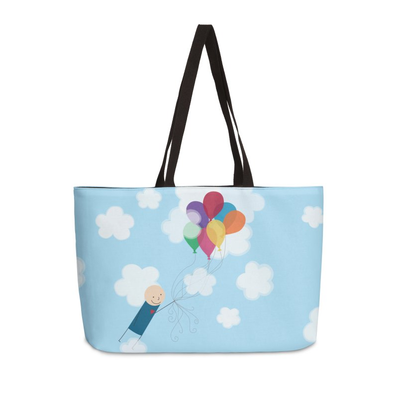 Balloons Accessories Bag by {mostly} Smiling Sticks