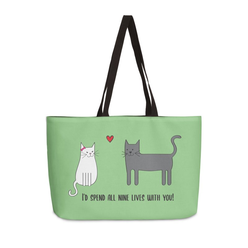 Nine Lives Accessories Bag by {mostly} Smiling Sticks