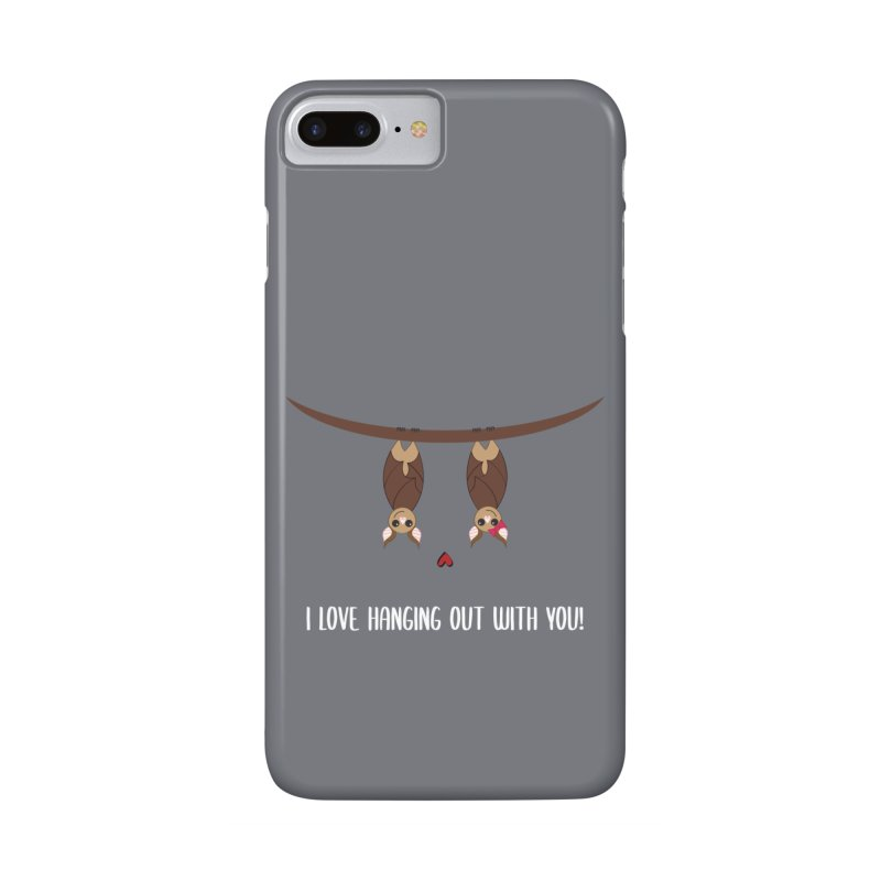 Hanging Out Accessories Phone Case by {mostly} Smiling Sticks