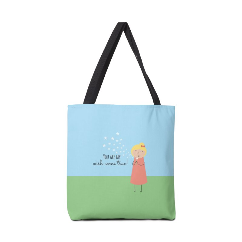 Wish Come True Accessories Bag by {mostly} Smiling Sticks