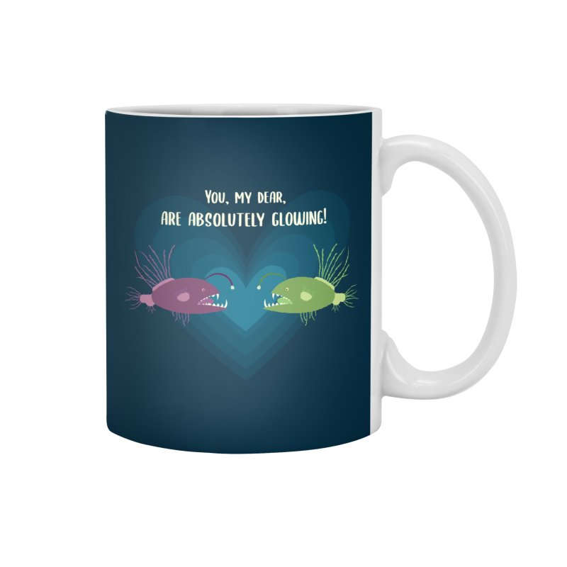 Glowing Accessories Mug by {mostly} Smiling Sticks