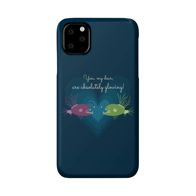 Glowing Accessories Phone Case by {mostly} Smiling Sticks