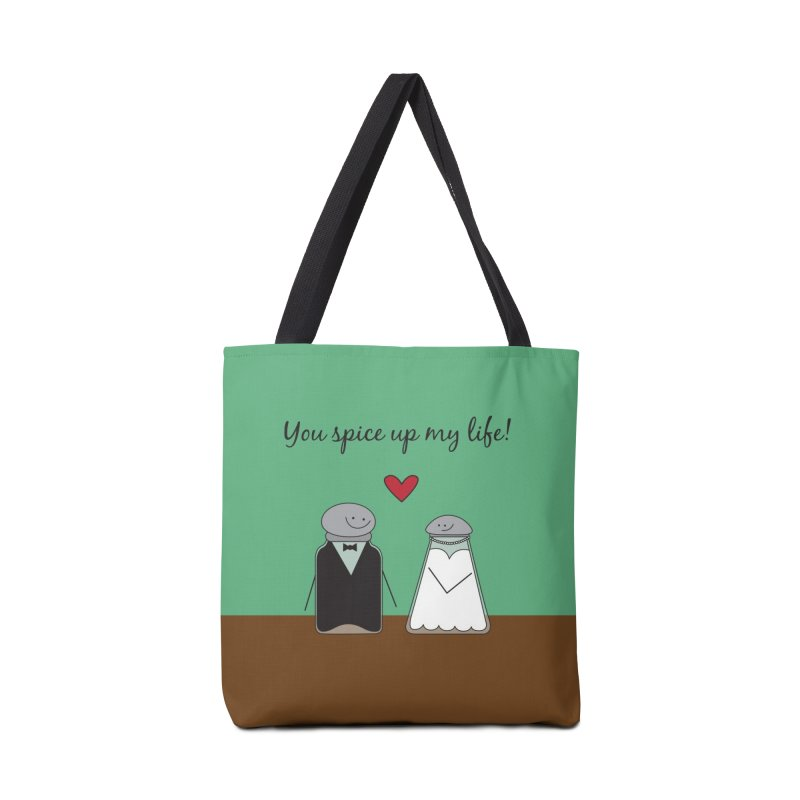 Spicy Accessories Bag by {mostly} Smiling Sticks
