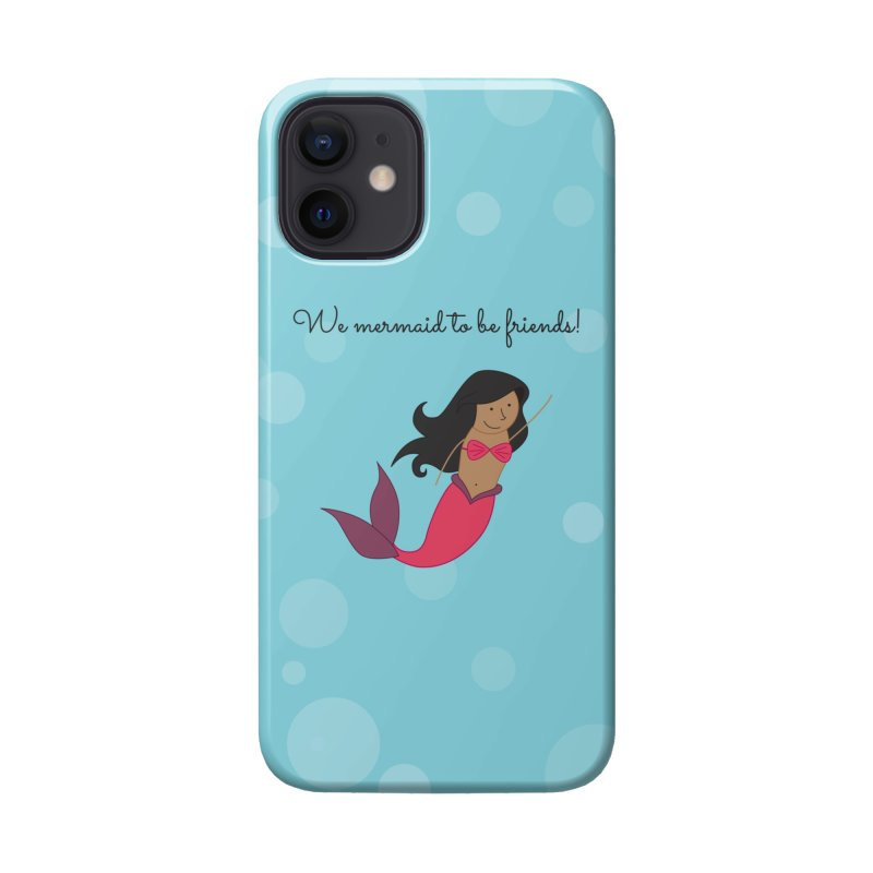 Mermaid Accessories Phone Case by {mostly} Smiling Sticks