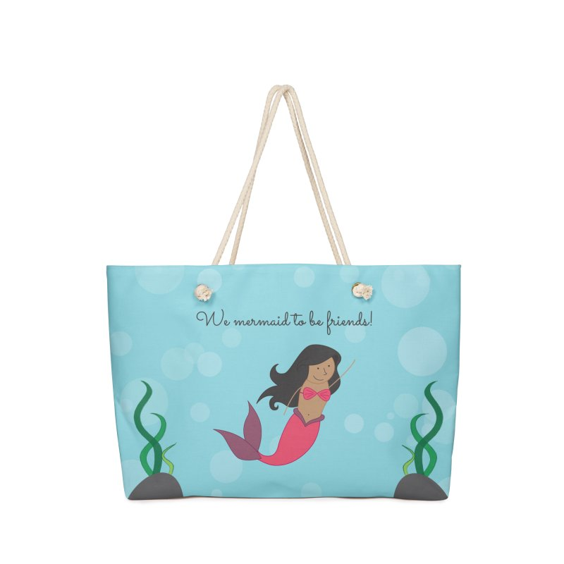 Mermaid Accessories Bag by {mostly} Smiling Sticks