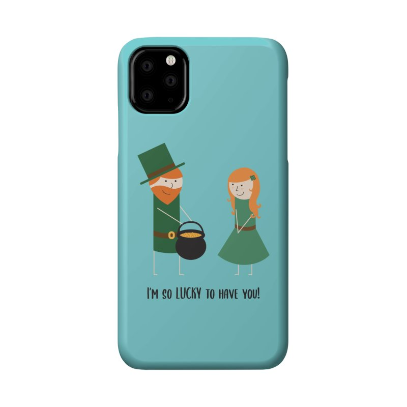 Lucky Accessories Phone Case by {mostly} Smiling Sticks