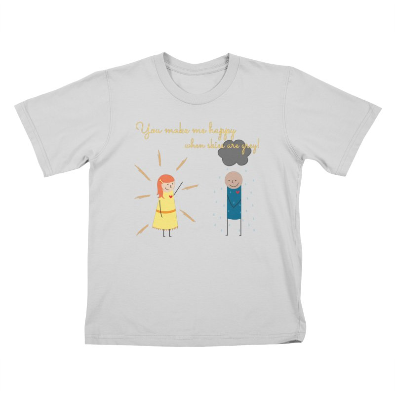 Sunshine Kids T-Shirt by {mostly} Smiling Sticks