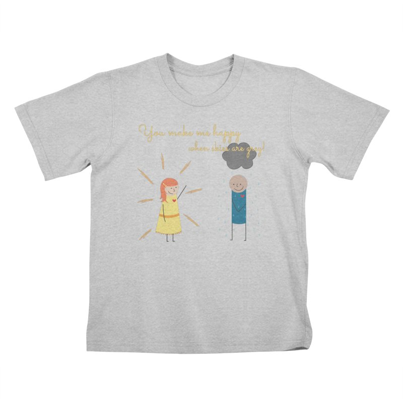 Sunshine Kids T-Shirt by {mostly} Smiling Sticks