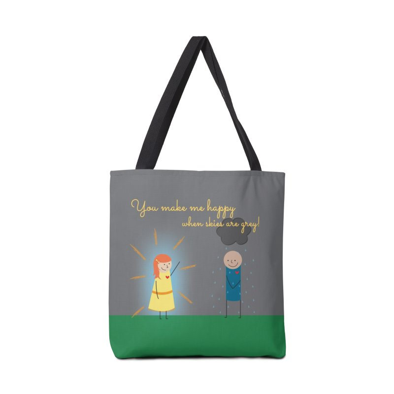Sunshine Accessories Bag by {mostly} Smiling Sticks