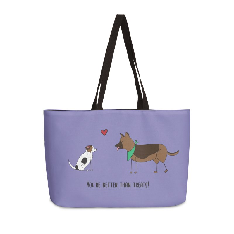 Better Than Treats Accessories Bag by {mostly} Smiling Sticks
