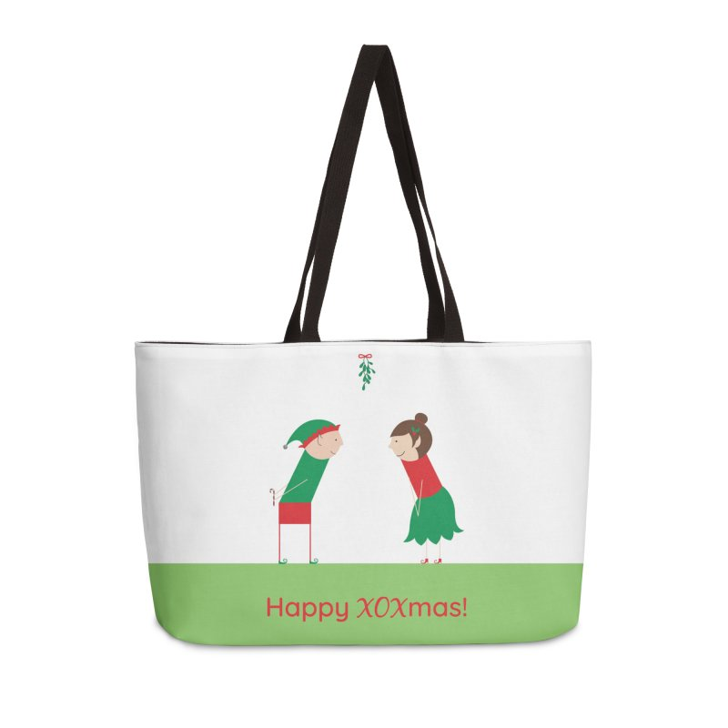XOXmas Accessories Bag by {mostly} Smiling Sticks