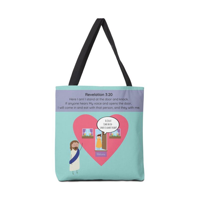 Hi Jesus Accessories Bag by {mostly} Smiling Sticks