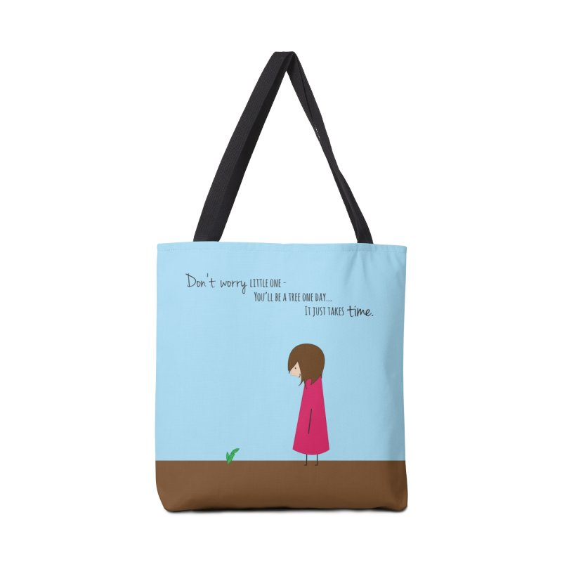 Encourage One Another Accessories Tote Bag Bag by {mostly} Smiling Sticks