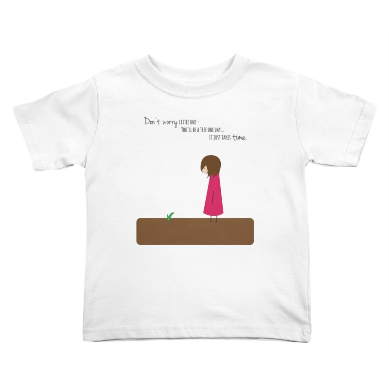 Encourage One Another Kids Toddler T-Shirt by {mostly} Smiling Sticks