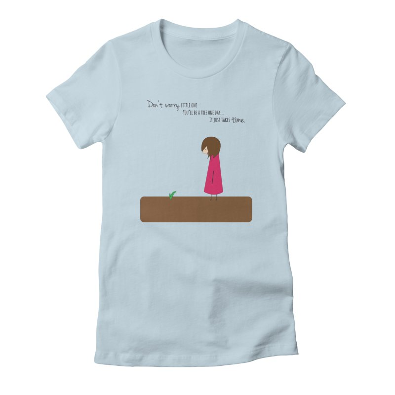 Encourage One Another Lassies T-Shirt by {mostly} Smiling Sticks