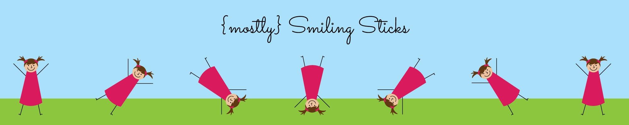 smilingsticks Cover