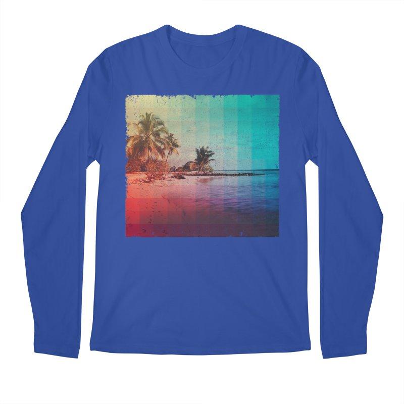 Spectrum Men's Longsleeve T-Shirt by smith's Artist Shop