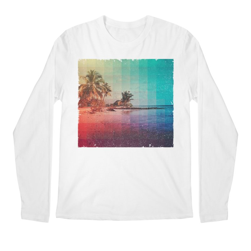 Spectrum Men's Longsleeve T-Shirt by smith's Artist Shop