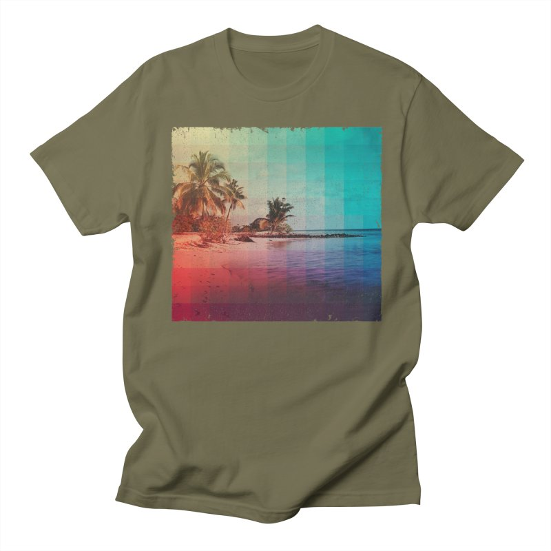 Spectrum Men's T-shirt by smith's Artist Shop