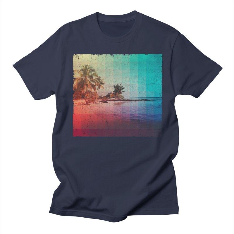 Spectrum Men's T-Shirt by smith's Artist Shop