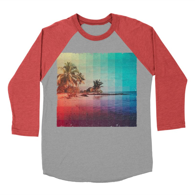 Spectrum Women's Baseball Triblend T-Shirt by smith's Artist Shop