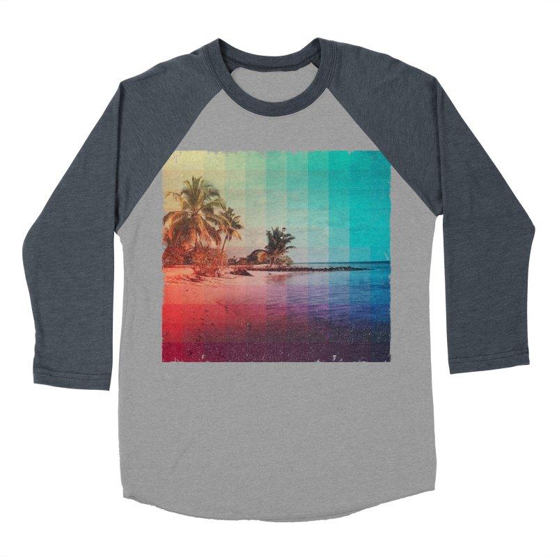 Spectrum Men's Baseball Triblend T-Shirt by smith's Artist Shop