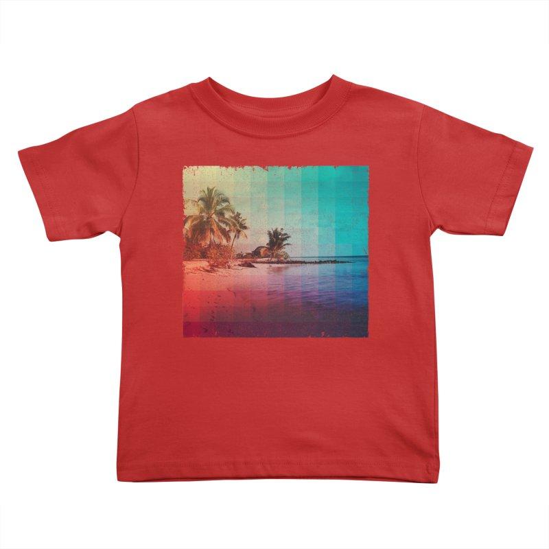 Spectrum Kids Toddler T-Shirt by smith's Artist Shop