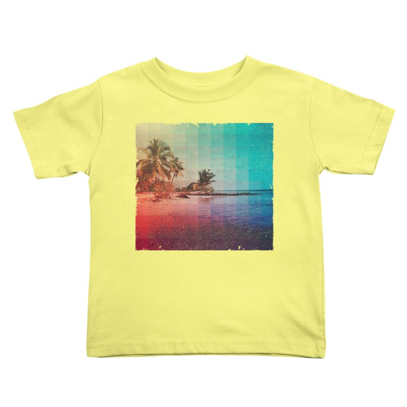 Spectrum Kids Toddler T-Shirt by smith's Artist Shop