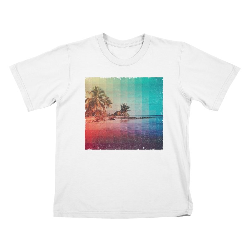Spectrum Kids T-Shirt by smith's Artist Shop
