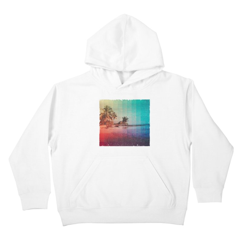 Spectrum Kids Pullover Hoody by smith's Artist Shop