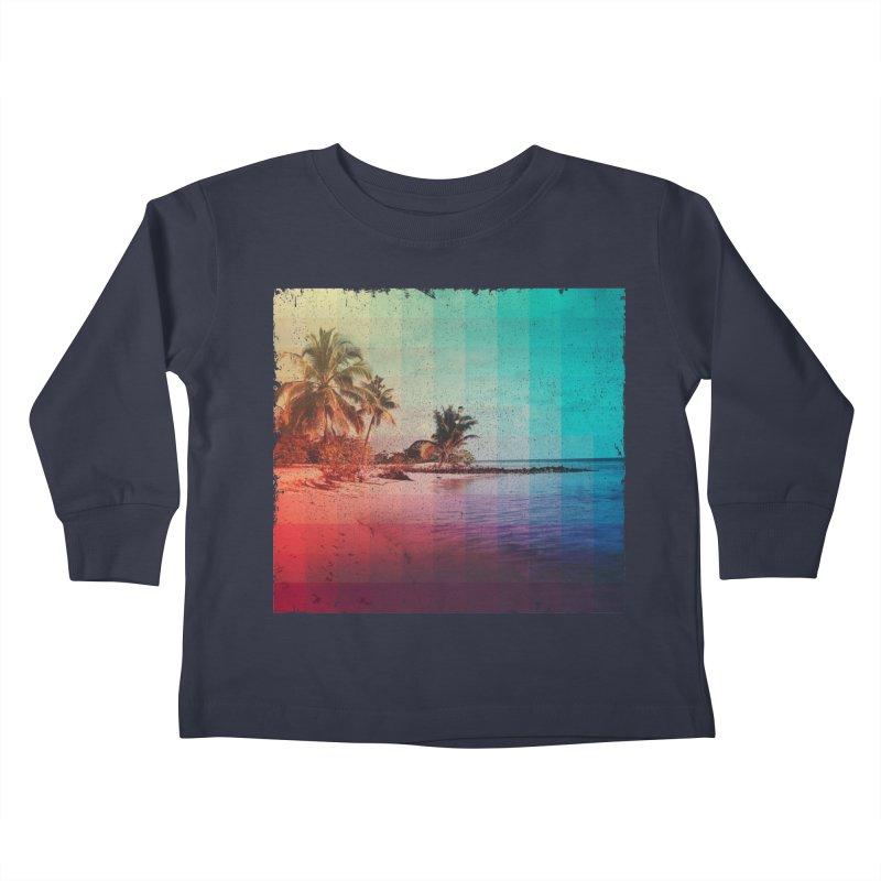 Spectrum Kids Toddler Longsleeve T-Shirt by smith's Artist Shop