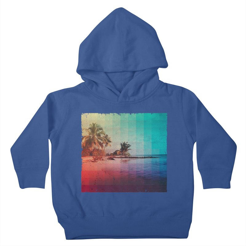 Spectrum Kids Toddler Pullover Hoody by smith's Artist Shop