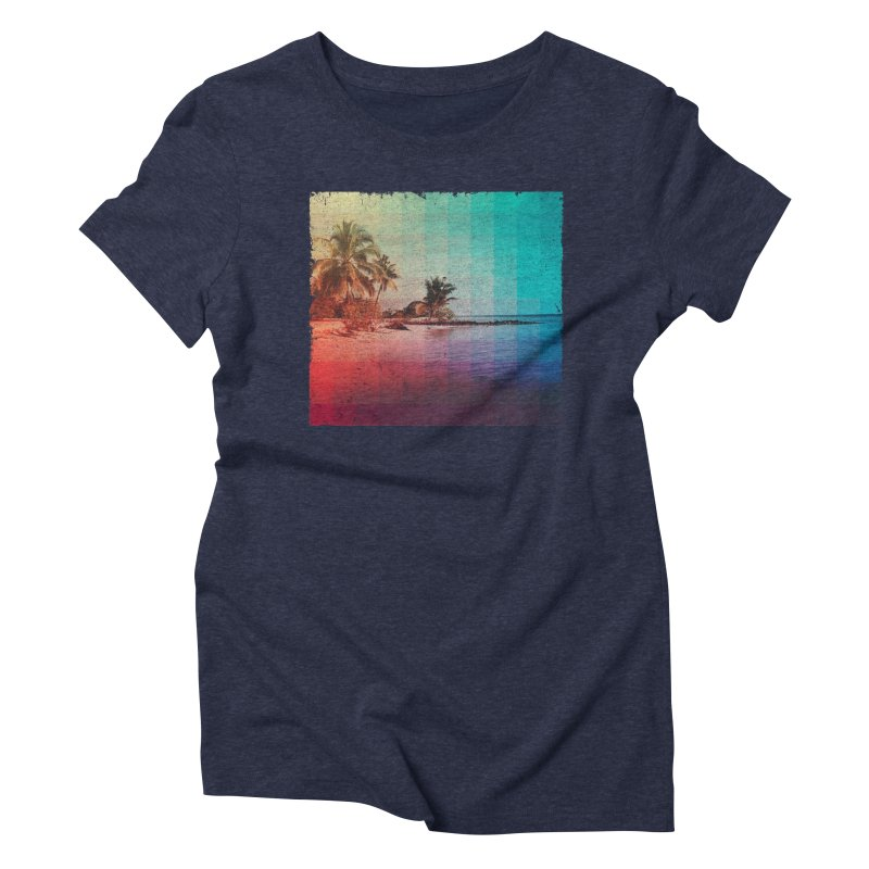 Spectrum Women's Triblend T-Shirt by smith's Artist Shop
