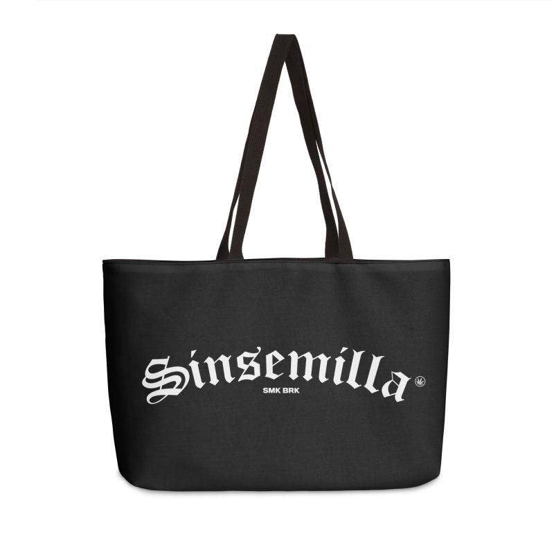 SINSEMILLA Accessories Bag by SMK HAUS Pop-Up