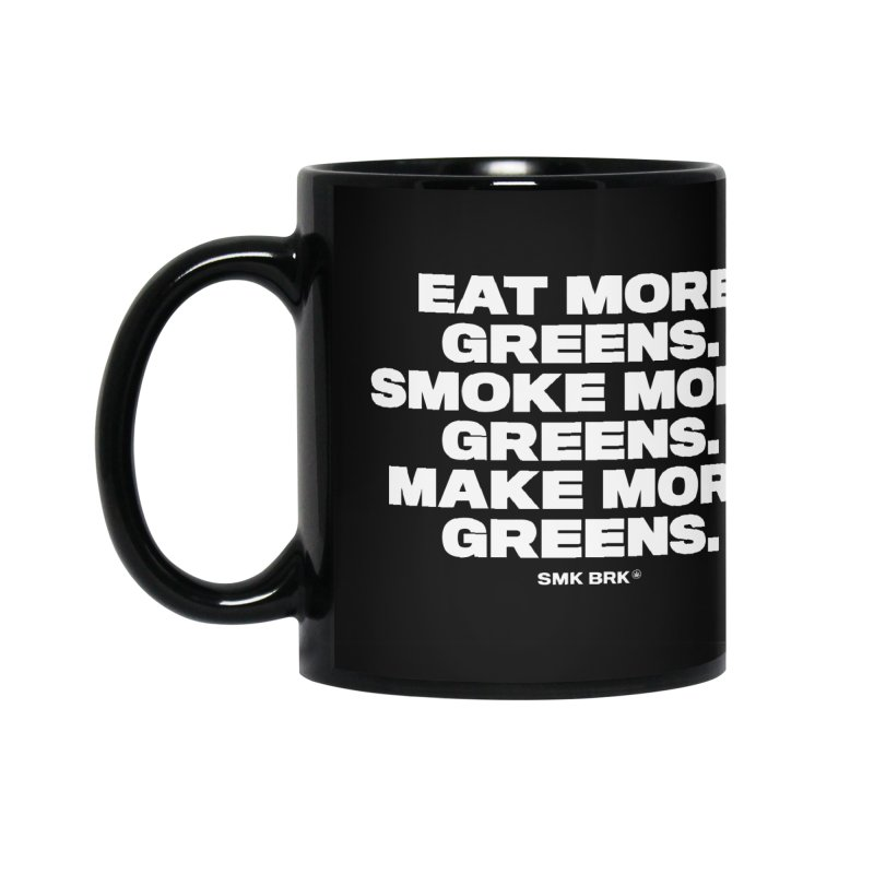 THE GREENS Accessories Mug by SMK HAUS Pop-Up