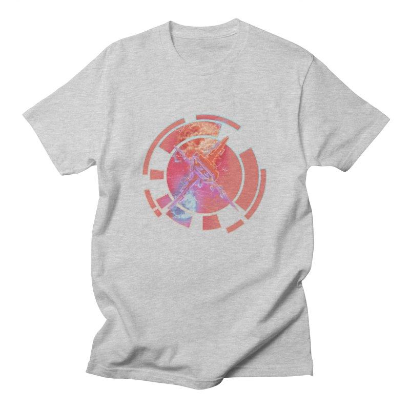 Twin Boom! Men's T-Shirt by smokeapes's Artist Shop