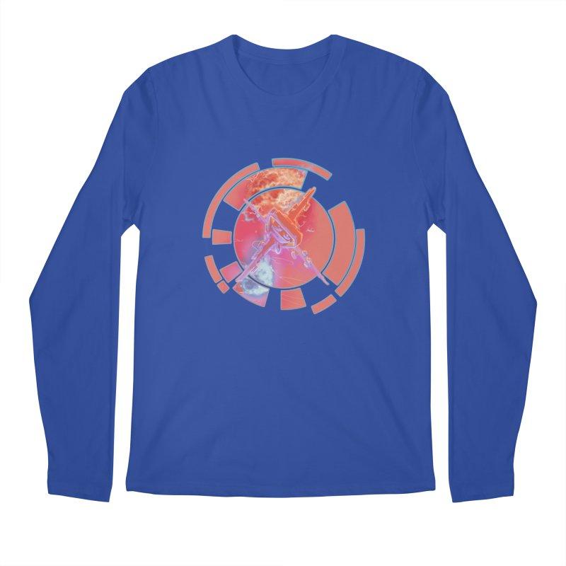 Twin Boom! Men's Longsleeve T-Shirt by smokeapes's Artist Shop