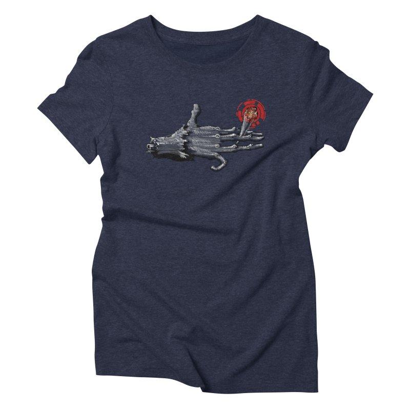 Wish Fulfillment Women's Triblend T-Shirt by smokeapes's Artist Shop
