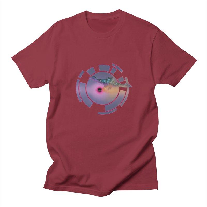 The ChillStar. Men's Regular T-Shirt by smokeapes's Artist Shop