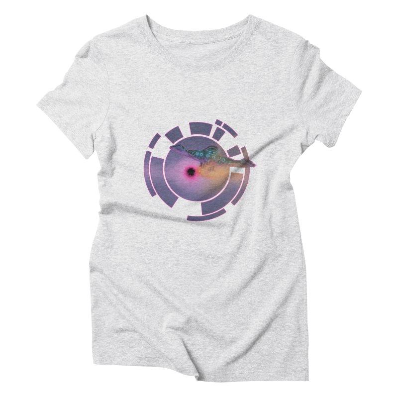 The ChillStar. Women's T-Shirt by smokeapes's Artist Shop