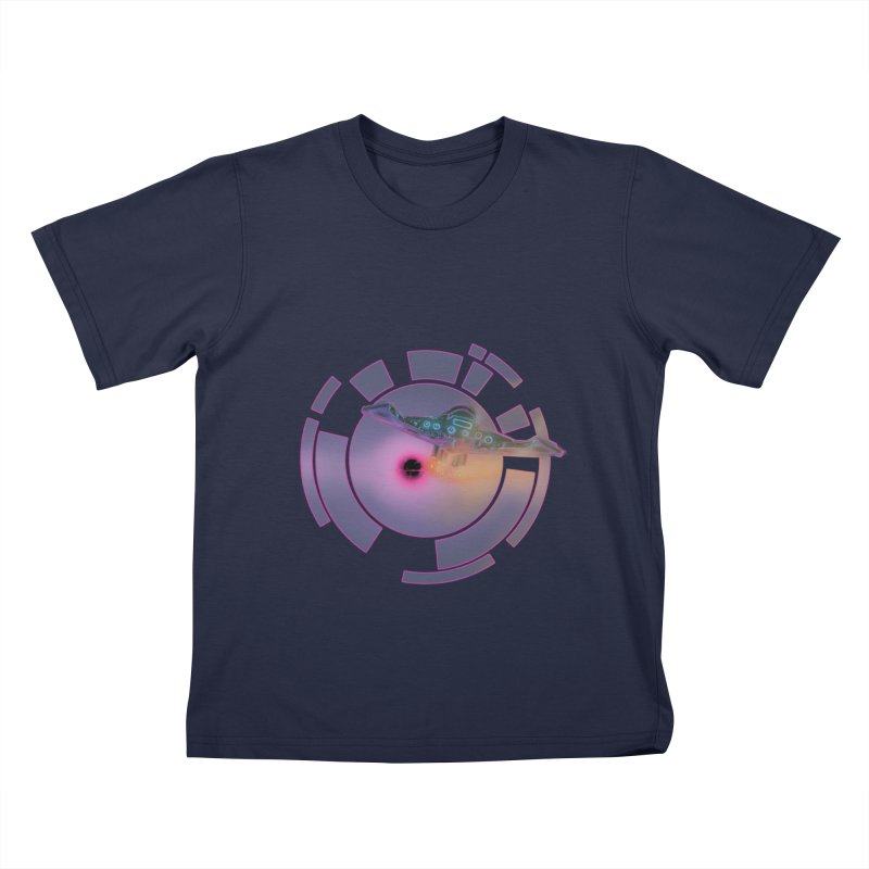 The ChillStar. Kids T-Shirt by smokeapes's Artist Shop