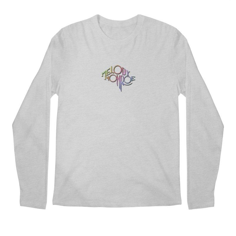 Melody Monroe Hypetrain 01 Men's Longsleeve T-Shirt by smokeapes's Artist Shop