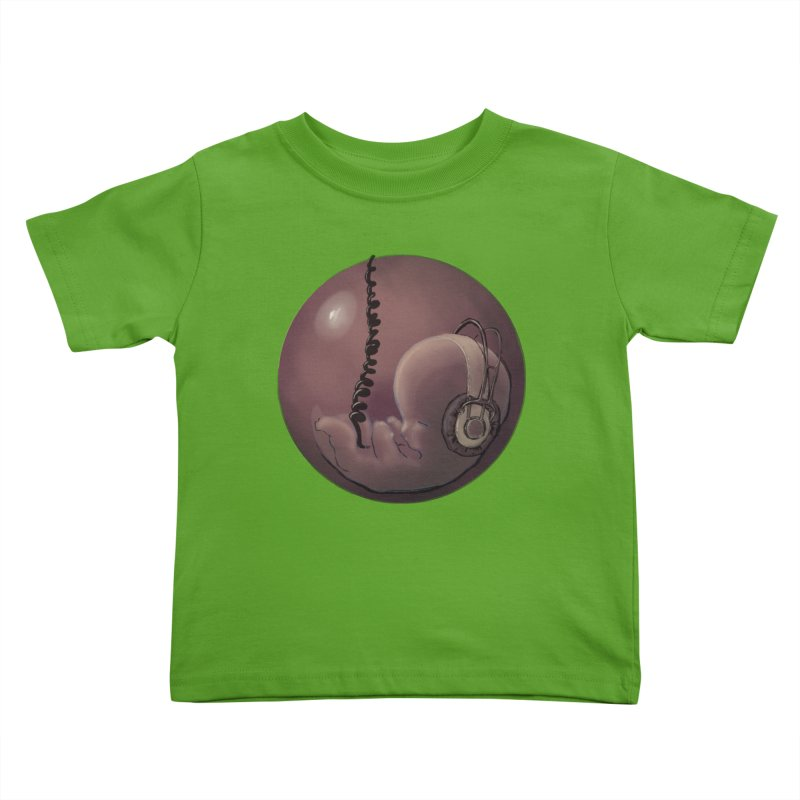 Head Start For Kids Kids Toddler T-Shirt by smokeapes's Artist Shop