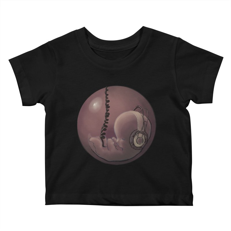 Head Start For Kids Kids Baby T-Shirt by smokeapes's Artist Shop