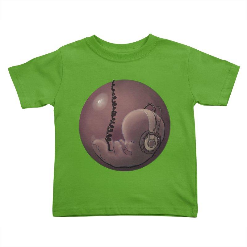 Head Start For Kids Kids Toddler T-Shirt by smokeapes's Artist Shop